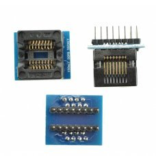 Socle du programmateur SOP16 à DIP16 MOD-150MIL