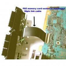 PS2 Câble de liaison de prise mémoire 36 broches