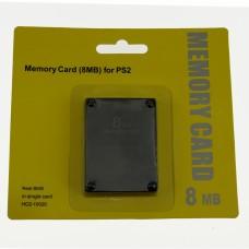 PS2 Carte mémoire 8 Mo