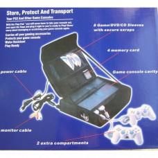 Étui de voyage PS2 Play-Pak
