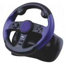 PS2 Roue de course avec pédale