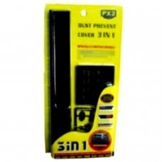 PS2 Couvercle anti-poussière Ventilateur 3 en 1