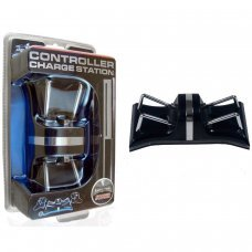 PS3 Controller Charger Station and Stand pour 2 contrôleurs (six axes ou double choc 3)