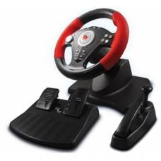 PS3/PS3/PS2/PC Roue de course avec pédale
