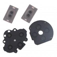 PSP D-Pad Caoutchouc (le paquet comprend 4 d-pad de PSP)