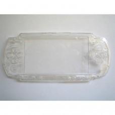 PSP Plaque frontale d'électrode *CLEAR* *CLEAR