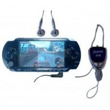 PSP Casque en forme de coeur avec radio FM