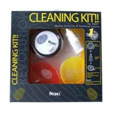 PSP Kit de nettoyage 4 en 1