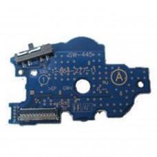 PSP Bouton-poussoir/interrupteur d'alimentation Circuit imprimé