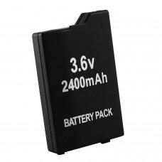 PSP2000/PSP3000 2400mAh Bloc-piles au lithium