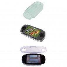 PSP2000/SLIM Console Boîtier plastique transparent