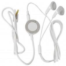 PSP2000 SLIM Casque d'écoute avec télécommande (blanc)