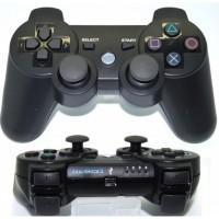Replica noir Contrôleur compatible PS3 Dual Shock 3 Sixaxis