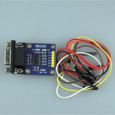 RS232 Kit de câble convertisseur TTL