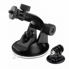 Pare-brise à ventouse et support de tableau de bord pour caméra GoPro HERO HERO2 HERO3 & ; SJ4000