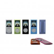 Etui en silicone pour iPod Nano 4G