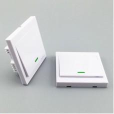 SONOFF Bouton-poussoir Télécommande RF sans fil Émetteur mural Interrupteur d'éclairage Accueil