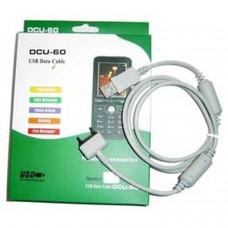 Sony Ericsson DCU-60 Câble USB pour K750i, K750i, K750, W800,Z520,S600,W550,W600,W900,