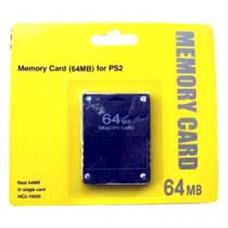 Carte mémoire 64 Mo PS2