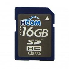 Carte mémoire SDHC 16Go[Classe 6] Haute vitesse