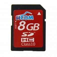 Carte mémoire SDHC 8GB[Classe 10] Haute vitesse