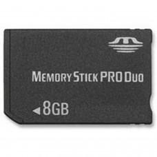 BÂTON DE MÉMOIRE PRO DUO 8GB (COMPATIBLE AVEC PSP)