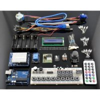 Starter Pack pour Arduino (Inclus Arduino Uno compatible)
