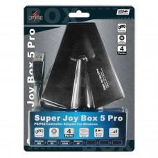 Super Joybox 5 PRO[4 Pads PSX/PS2 -> ; PC]