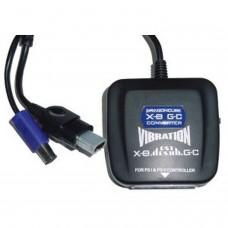 Super XB/GC Converter Psx/Ps2 Adaptateur contrôleur compatible pour Gamecube et Xbox
