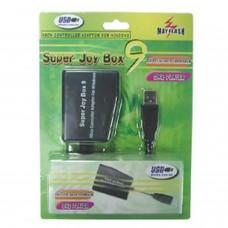 Super XB Joy Box 9 Convertisseur USB