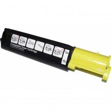 Toner Compatible Epson 1100BK Jaune - Epson Aculaser 1100/1100N/C1100/C1100N/CX11/CX11/CX11N