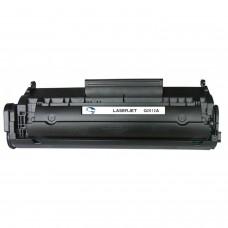 Toner Compatible HP Laserjet 1010/1012/1012/1015/3015/3020, NOIR Q2612A 12A