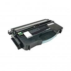 Tone compatible LEXMARK 12016S NOIR - LEXMARK OPTRA E120/E120N
