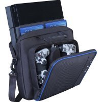 Carrying Case Travel Bag for Sony Playstation 4 - PS4, PS4 Pro, PS4 Slim.