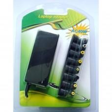 Chargeur universel pour mini-ordinateur portable 40W
