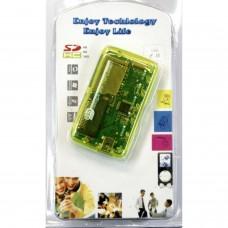 USB 2.0 23 en 1 lecteur/enregistreur de carte mémoire