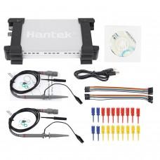 USB Digital Oscilloscope & Logic Analizer Hantek 6022BL 20 mhz 48msa/s para PC