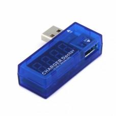 Tensiomètre à courant USB Testeur de courant Chargeur Chargeur Docteur