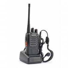 Walkie talkie Baofeng BF-888S black with earphone included