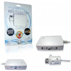 Adaptateur WII vers PS2