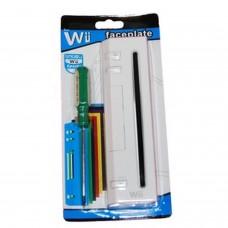 Wii Kits de plastrons (BLANC)