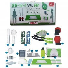 Wii Fit 26 en 1 Family Active Sports Pack