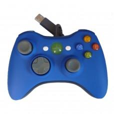 XBOX 360 Contrôleur filaire *Compatible* Bleu