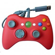 XBOX 360 Contrôleur filaire *Compatible* Rouge