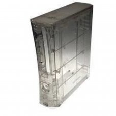 XBOX360 Console Shell TRANSPARENT