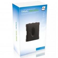 YPbPr à RGBHV VGA BOX