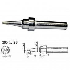 Mlink S4 MOD 200-1,2D Pointes de rechange pour fer à souder