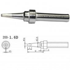 Mlink S4 MOD 200-1,6D fer à souder de rechange pour fer à souder