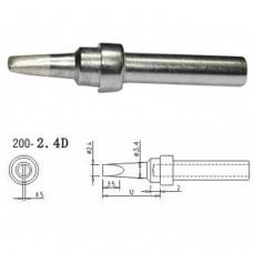 Mlink S4 MOD 200-2,4D Pointes de rechange pour fer à souder
